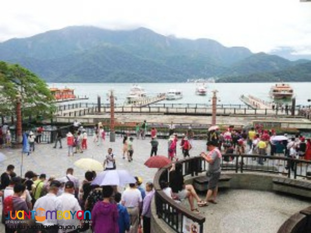 Taipei Taiwan tour, Sun Moon Lake overnight