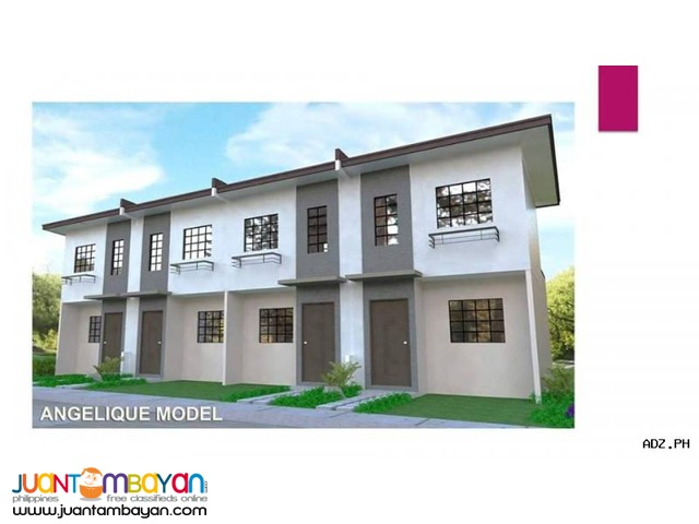 BRIA Binangonan Rizal Townhouse FOR SALE - Affordable