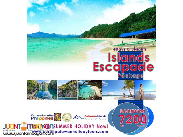 The summer is here Book your Getaway Now