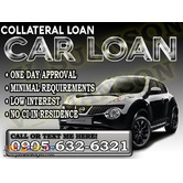 Second hand car loan financing