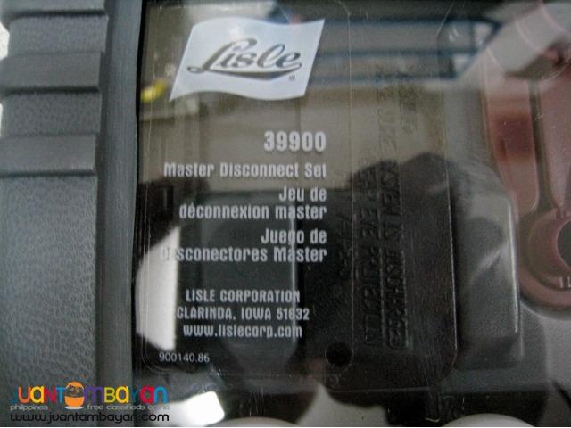 Lisle 39900 Master Disconnect Set
