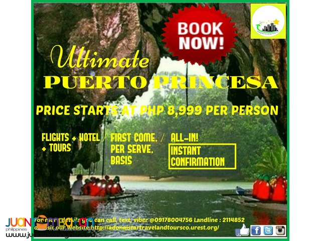 Ultimate Puerto Princesa