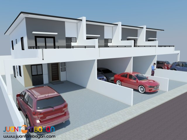 3 BR 2- STOREY TOWNHOUSE  FOR SALE IN BF HOMES PARAÑAQUE