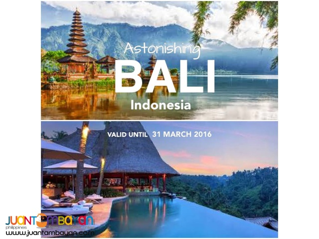 ASTONISHING BALI INDONESIA