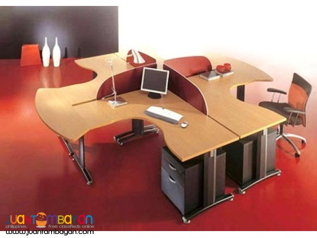 Office cubicle workstation & partition furniture supplier KHOMI