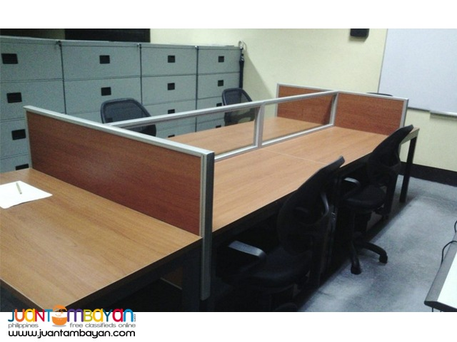 Office Linear workstation Modern Design))KHOMI FURNITURE partitions