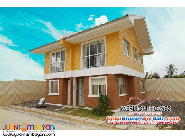 Affordable House and Lot For sale in Liloan City.
