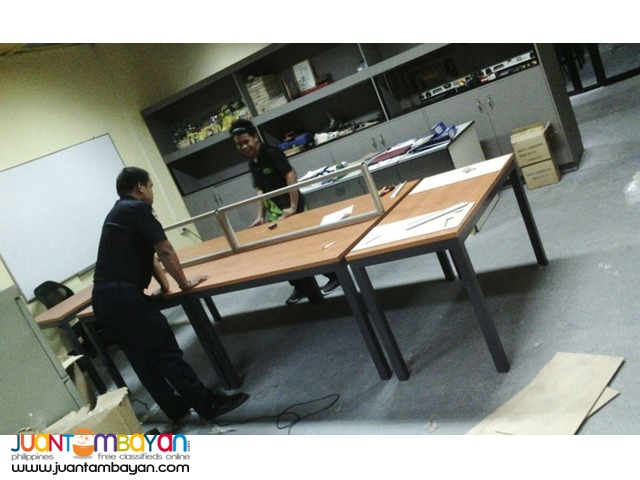 Office furniture KHOMI2016 office partitions table & chairs