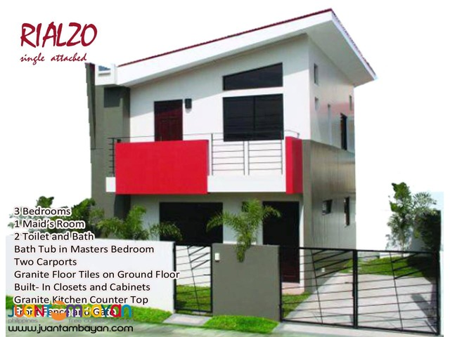 For Sale House and Lot in Las Piñas city