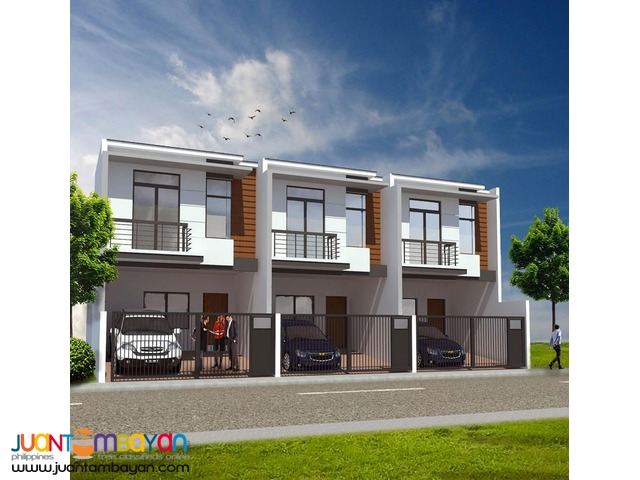 Townhouse for sale in Almanza Uno, Las Piñas