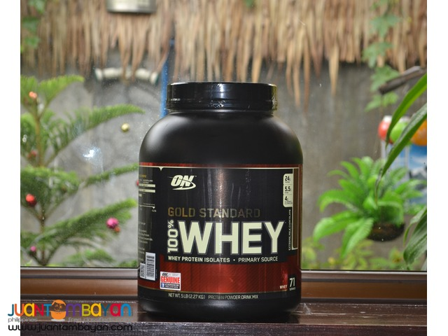 Gold Standard ON Whey Protein