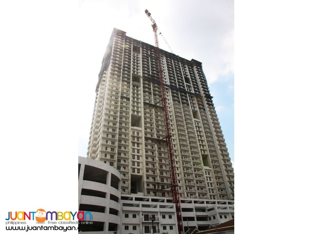 2Bedroons High Rise Condo Zinnia Towers in Quezon City Munoz