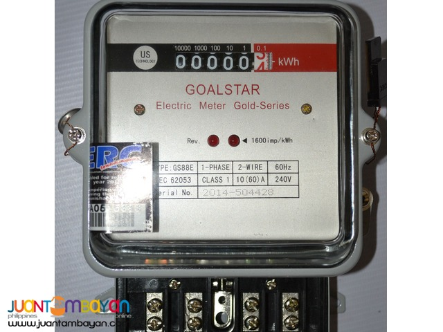 GOALSTAR Electric Meter Electronic Display (60Amp)