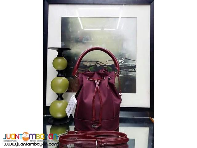 Lacoste Bucket Bags