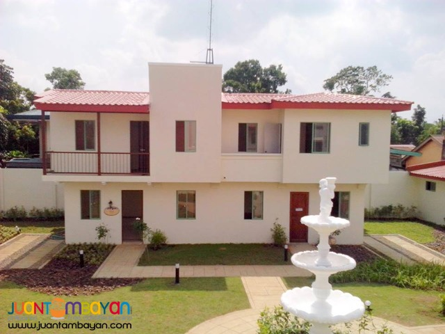 House and Lot in Sto Thomas Batangas