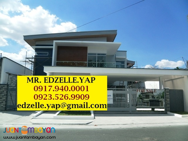 2 Storey House and Lot for Sale Mapayapa Village, Quezon City
