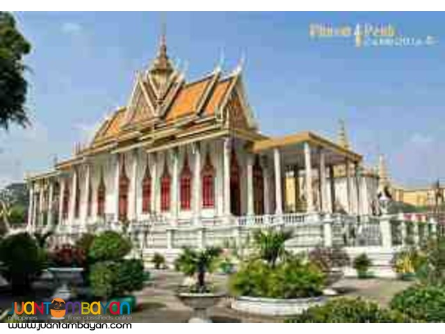 Exotic Phnom Penh, Cambodia Tour Package