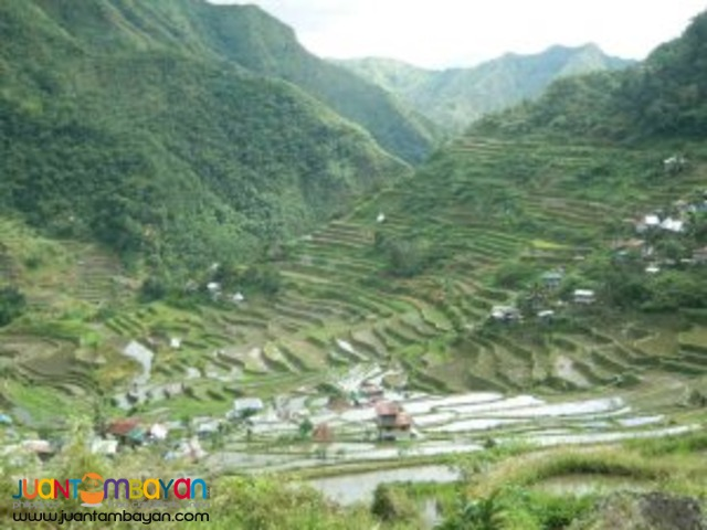 Awesome 4D3N Banaue Tour