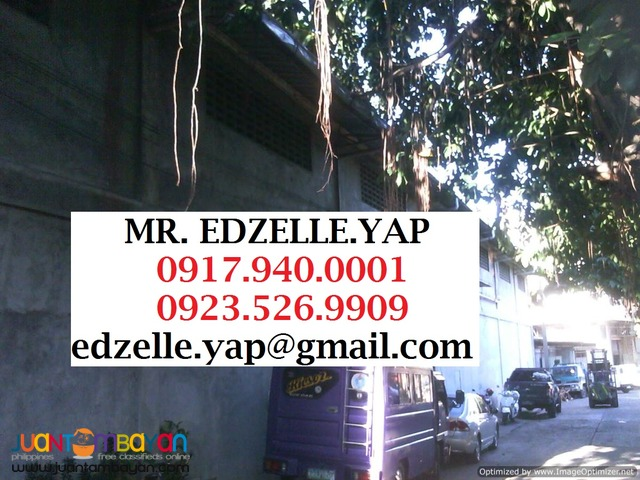 Warehouse for Sale ., Baesa Quezon City