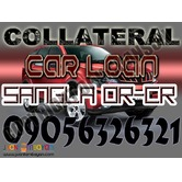 Earn fast cash thru car loan sangla OR CR w/o taking your car