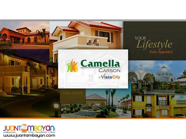 Camella Carson Carmella Model Daanghari