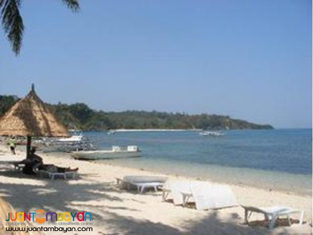 Calm and Relaxing Coco Beach Puerto Galera Package