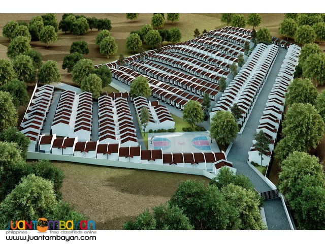 socialized housing at Bougainvillea Village Linao,Talisay City Cebu