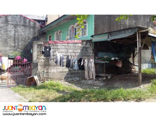 Jabson St., Pinagbuhatan 150sqm house and lot for 2.5M