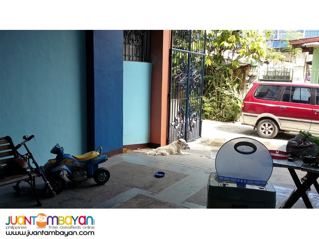Villa Miguela house in Sandoval Avenue for only 6M