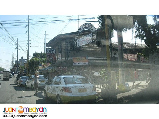 Oranbo pasig house w/ a 265sqm lot area
