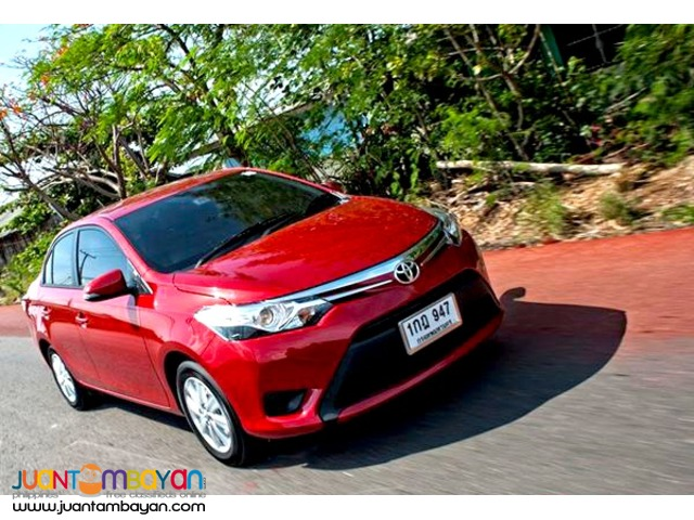RENT A CAR TOYOTA VIOS