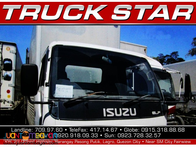 Isuzu Close Van Cateye