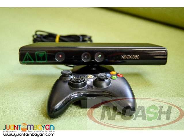 Gadgets Pawnshop by N-CASH - Microsoft XBOX 360 Kinect Package  P6,995