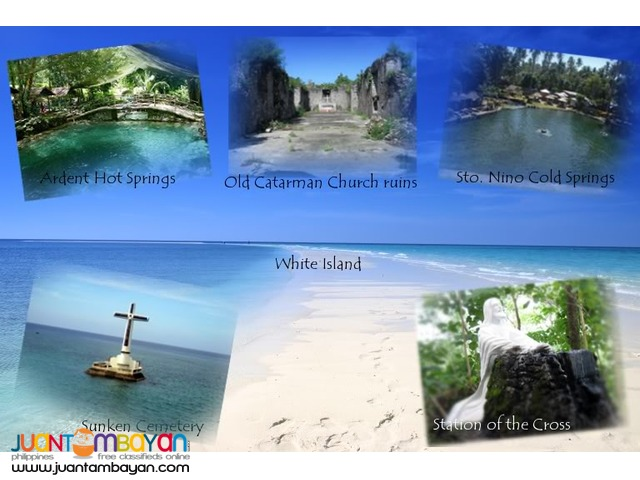 Bukidnon Camiguin Iligan CDO travel and tour packages