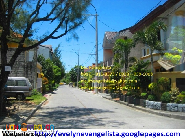 Greenwoods Exec. Village Phase 2K1 Sandoval Ave. Pasig City