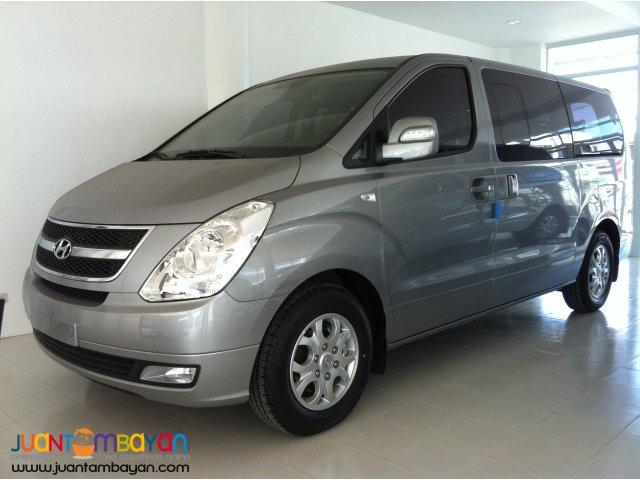 rent a car <yundai starex>
