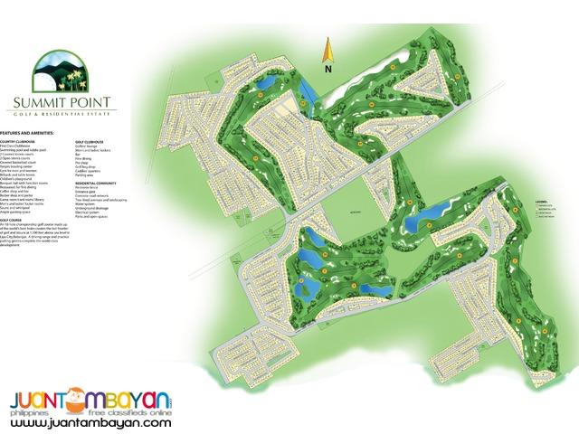 Summit Point Golf &Residential Estates  LipaBatangas