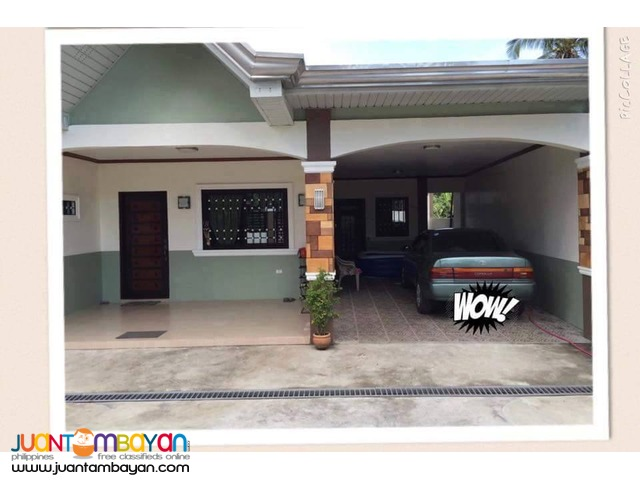 RUSH Now only 3,7 for this marvelous house in Batangas.