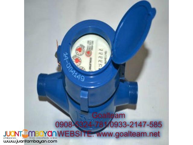 1/2″ Water Meter (W) Plastic -Blue