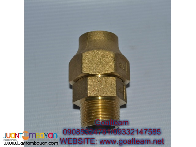 1″ Brass Replacement Piece-CTS
