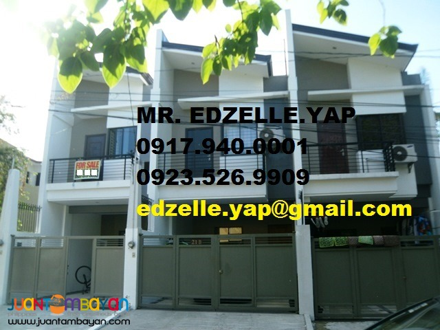 2 Storey House and Lot for Sale Mindanao Ave, Quezon City