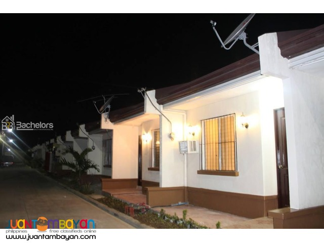 Rowhouse One storey as low as P 2,844k monthly amort in Minglanilla
