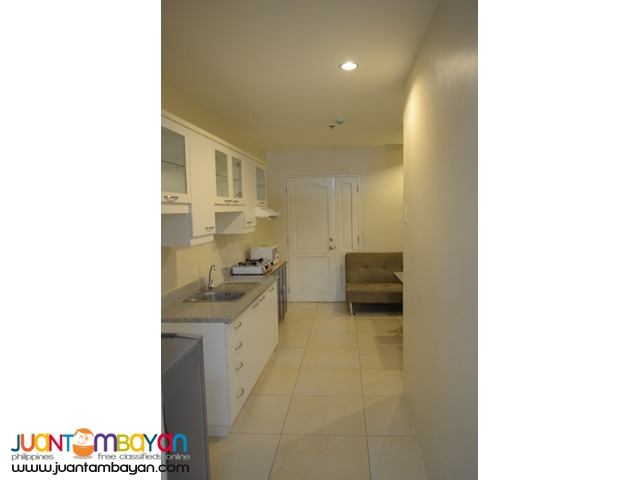 Condo Furnished 1br for rent at P18k monthly