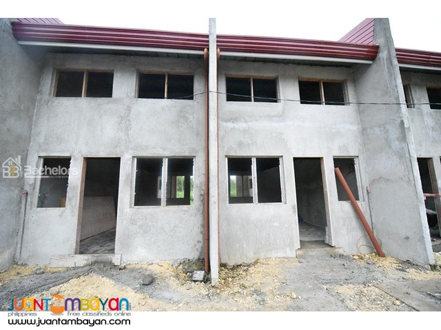 Townhouse 2-Storey as low as 5,208/month amort in Liloan Cebu