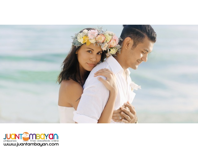 Mayad Studios Boracay Based Wedding Photographer