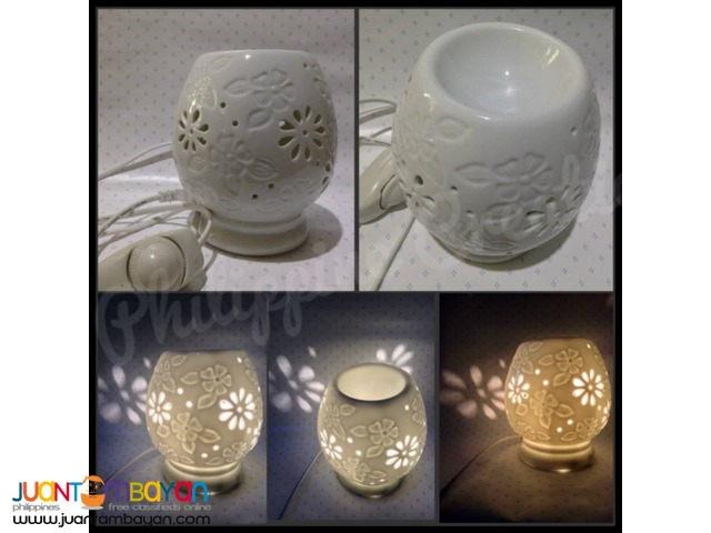 Ceramic Fragrance Electric Oil Burners
