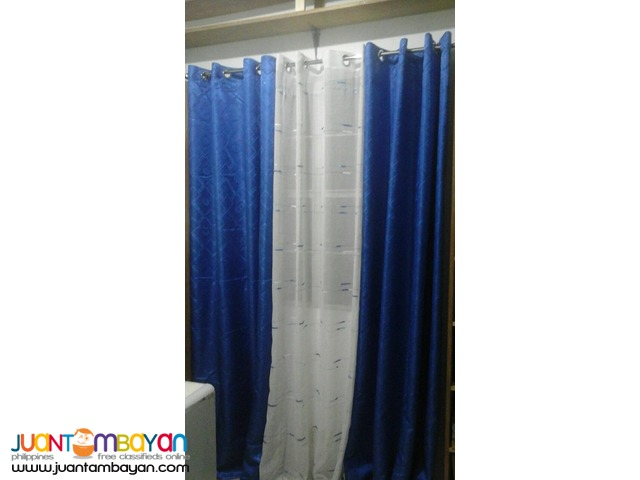 Classy curtains set