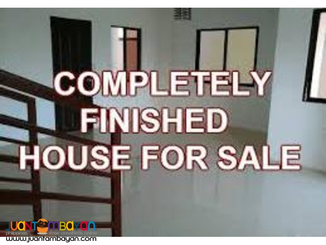 Cheap H&L For Sale with 3 BR and 1 T&B under Pag-ibig 14k