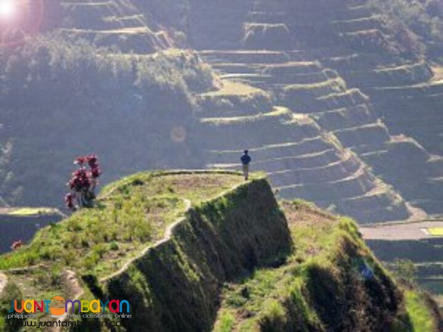 Sky High Experience, Banaue tour