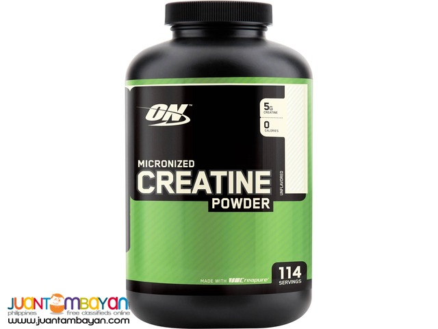 Creatine Powder (Creapure) 600g